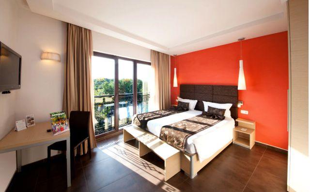 Хотел lti Dolce Vita - Двойна стая с изглед парк
